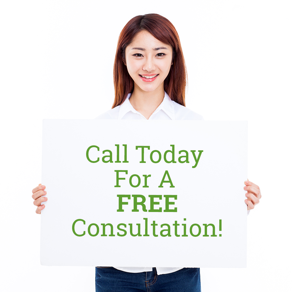 Call Today For A Free Consultation!